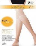 Женские гольфы Omsa sun light 8 gamb Италия