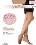 Женские носки Omsa easy day 20 calzino Италия