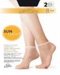 Жіночі шкарпетки Omsa sun light 8 calzino Італія